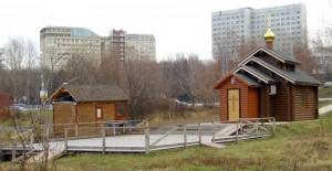 Сайт часовни: www.храмвматвеевском.рф